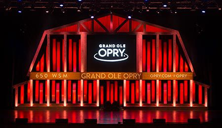 Grand Ole Opry Tour Dates